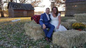 Becky and Nathan Wedding